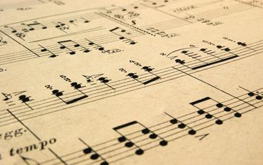 Vocal Sheet Music