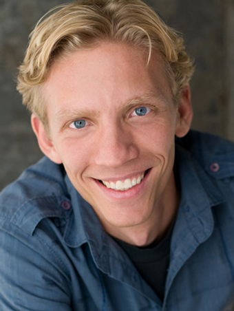 Voice Acting, Adam Verner Headshot